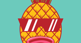 fresh pineapple feat