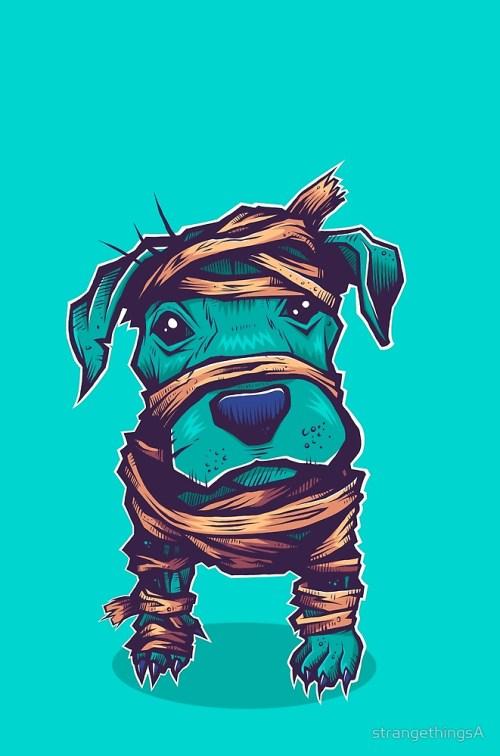 pitbull mummy