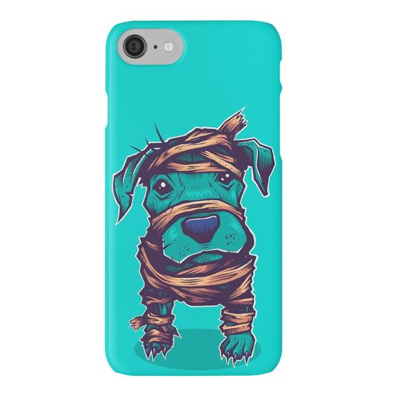 pitbull mummy iphone case