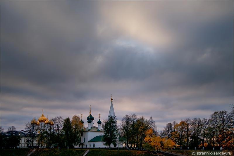 Ярославль церковь Николая Чудотворца в Рубленом Городе
