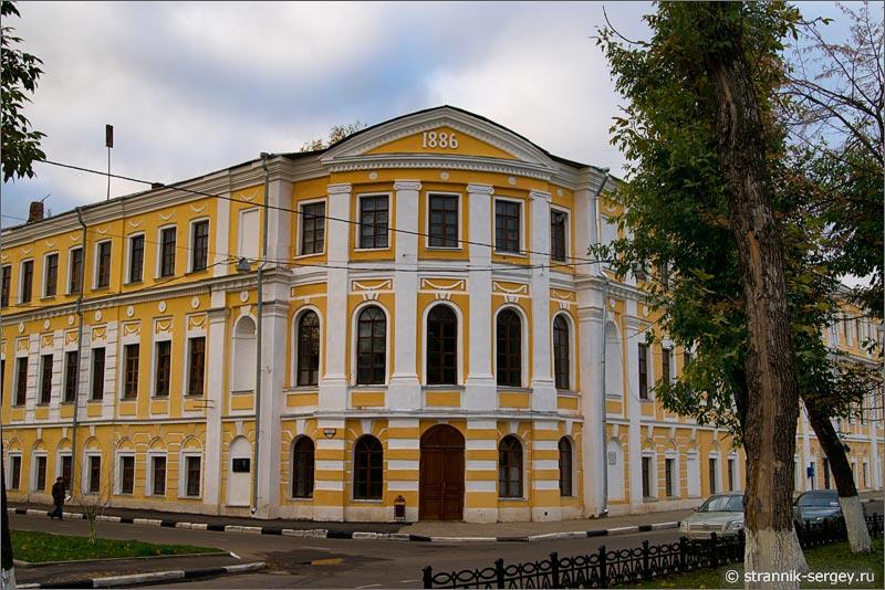 Ярославль Спасские казармы