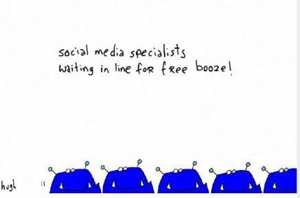Social media is not free