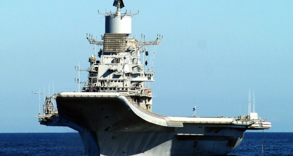 Gorshkov air trials to begin mid-July