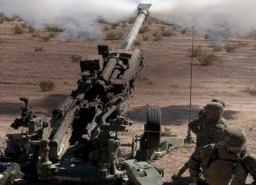 India to buy M777 light artillery