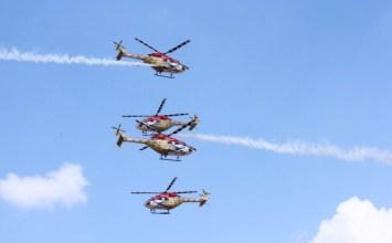Images: Aero India 2013
