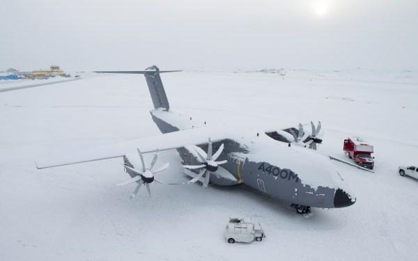 60. A400M Cold Test