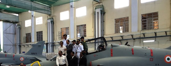 Indian Navy gets 1st Hawk AJT