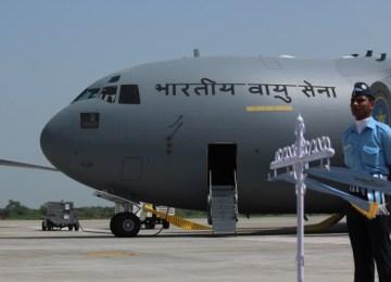 IAF inducts C-17 Squadron