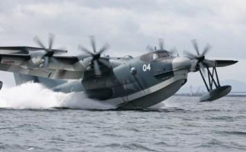US-2i amphibious aircraft acquisition process underway