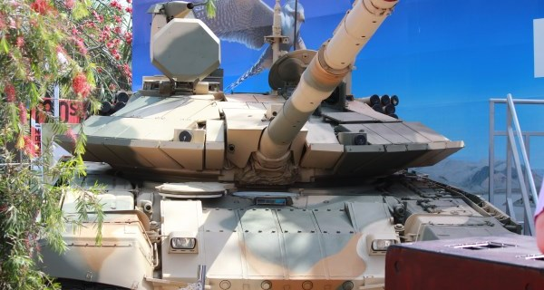 What to expect at DefExpo 2014