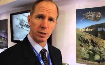 Video: Textron Systems MicroObserver ground sensor at DefExpo