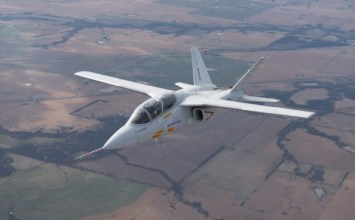 Textron offers Scorpion light attack jet to India