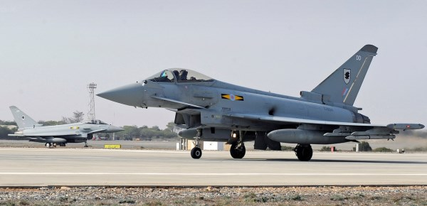 RAF Eurofighters, Airbus A-330 tanker to stop by in Delhi