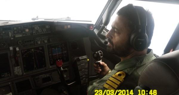 Navy loses pioneering aviator