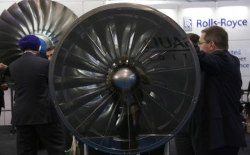 Rolls-Royce debuts new Advanced Military Fan at Aero India 2015