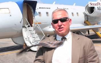 Video: Boeing Maritime Surveillance Aircraft at #LIMA2015