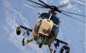 Boeing scouts AH-6i market