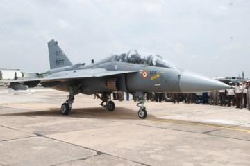 LCA Navy prototype | Photo: HAL