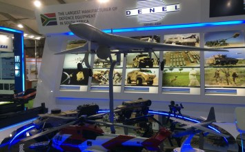 Denel back in India with a twist