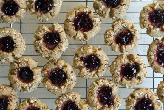 The Great Food Blogger Cookie Swap 2013 – Walnut Bars | Run Now ...