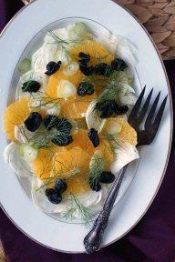 Fennel, Orange & Olive Salad