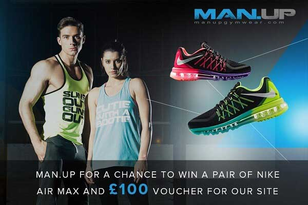 Competition: Win a pair of Nike Air Max and £100 voucher | UK Lifestyle Blog