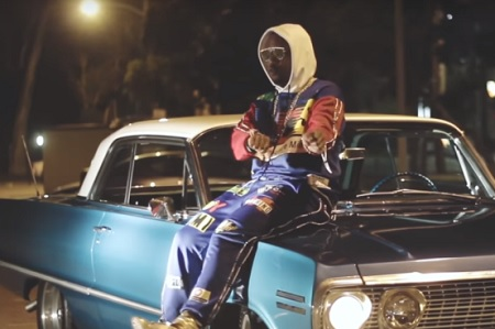 "New Video: Juicy J ""Old Skool""."