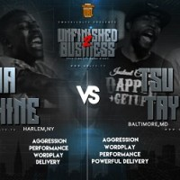 Tsu Surf Tay Roc VS K Shine DNA PT.2 Rematch