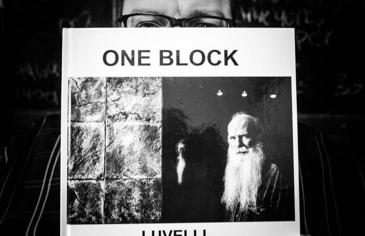 """""""One Block"""" by John Luvelli Cover"""