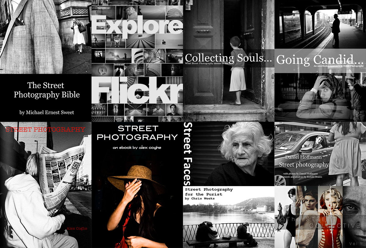 10 Free Street Photography eBooks That May Or May Not Be Worth The Price