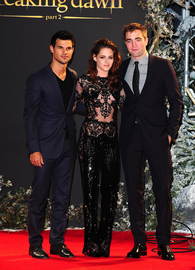The Twilight Saga: Breaking Dawn Part 2 Premiere - London