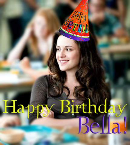 bella bday