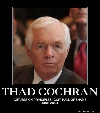 Thad Cochran GOPHOS