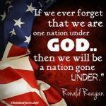 Nation gone under
