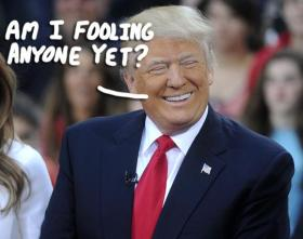 Trump fooled yet