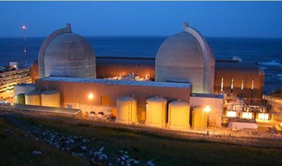 Energy - Diablo Canyon Nuclear