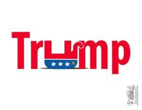 Trump - Dead GOP