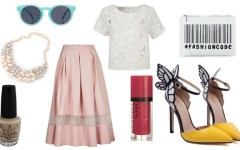 Summer Fashion 2014 Wish List