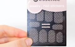 essence cosmetics jewelry nail stickers
