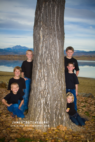 Longmont photographer family portraist
