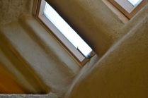 Lehmputz Strohballengewölbe