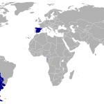 Spanish Classes Los Angeles - Countries where Spanish is spoken