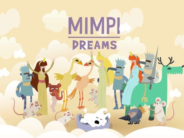 Mimpi Dreams 01