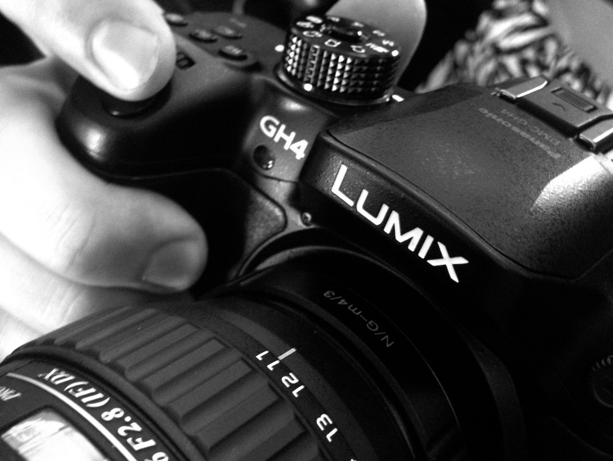 Panasonic GH4 First Impressions