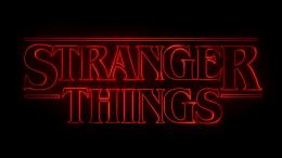 Stranger Things logo. Photo via WIKIMEDIA COMMONS