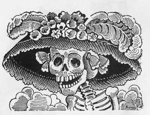 public domain, Dia de los Muertos, Day of the Dead,