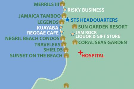 negril map 2010