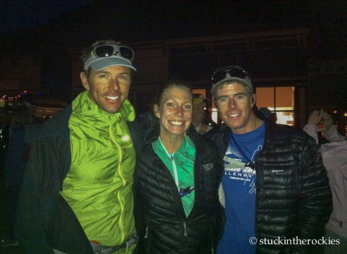 san juan solstice 50, lake ciy 50, chris davenport, christy mahon, ted mahon,