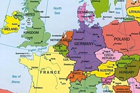 map of belgium france