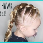 Faux MoHawk pull through tutorial!